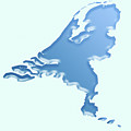 Nederland Waterland by Richard Wareham