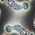 Needle In Fractal by Tim Allen