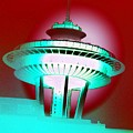 Needle In Red by Tim Allen
