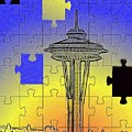 Needle Jigsaw by Tim Allen