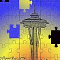 Needle Jigsaw by Tim Allen