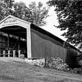 Neet Covered Bridge by Margie Wildblood
