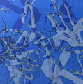 Negative Photo Silkscreen by Ron Bissett
