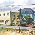 Neighborhood Corner by Thomas Tribby