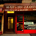 Neighborhood Shop - Dry Cleaners by Miriam Danar