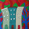 Neighbors by Wayne Potrafka
