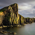 Neist Point Coastline by Swen Stroop