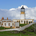 Neist Point Lighthouse by Arterra Picture Library