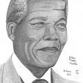 Nelson Mandela by Chris Gitau