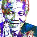 Nelson Mandela by Dante Blacksmith