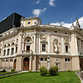 Neo Renaissance Architecture Of The Slovenian National Opera And by Reimar Gaertner