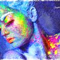 Neon Beauty by Leonardo Digenio