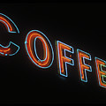 Neon Coffee by Jim And Emily Bush