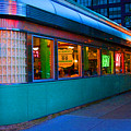 Neon Diner by Crystal Nederman