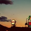 Neon In Downtown Roanoke by Jannice Walker