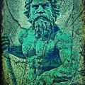 Neptune In Patina