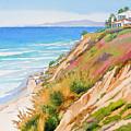 Neptune's View Leucadia California by Mary Helmreich