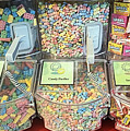 Nerds Smarties And More Candies by Robert Banach