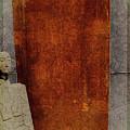Nero Rustic Sculpture Wall by Mona Stut
