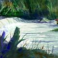 Neshannock Sunday by Lee Klingenberg