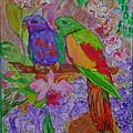 Nesting by Leila Atkinson