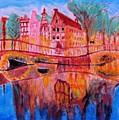 Netherland Dreamscape by Stanley Morganstein