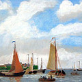 Netherland's Harbour by Richard Le Page