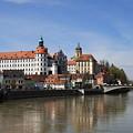 Neuburg Donau - Germany by Christiane Schulze Art And Photography