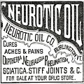 Neurotic Vintage Ad by Marianne Dow