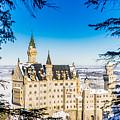 Neuschwanstein Castle by Alpha Wanderlust