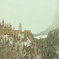 Neuschwanstein Castle Germany by Anthony Murphy