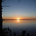 Neuse River Sunset 1 by Sharon Bowling