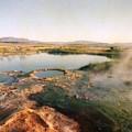 Nevada Hotspring by Ted Pollard