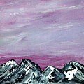 Nevada Sky by Margie  Byrne