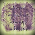 Never by Melissa Nay