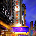 New Amsterdam Theatre by Mark Andrew Thomas