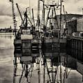 New Bedford Waterfront No. 1 by David Gordon