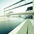 New Berlin Architecture - The Government District by Alexander Voss