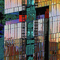 New Building Reflecting Colors by Tom Janca