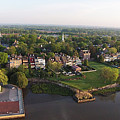 New Castle, Delaware by Bruce Burk