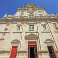 New Cathedral Of Coimbra by Benny Marty