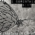 New Creature In Christ by Dishonka Green