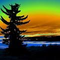 New Dawn In Spokane by Ben Upham III