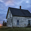 New Day Old House by John Greim