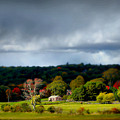 New England Countryside  by Lilia D