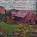 New England Farm by Richard Nowak