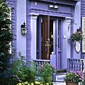 New England Inn by Mark Coran