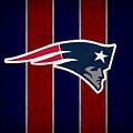 New England Patriots by Mitro Dente