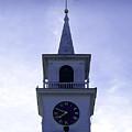 New England Steeple by Paul Gaj