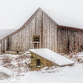 New England Winter Rustic by Bill Wakeley